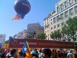 Manifestació 10-J: les fotos dels ciutadans Bloc de Reagrupament. Foto: Xavier Borràs