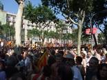 Manifestació 10-J: les fotos dels ciutadans Marea humana. Foto: Joan Ferrer