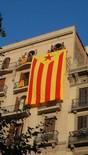 Manifestació 10-J: les fotos dels ciutadans Gran estelada al passeig de Gràcia. Foto: David Alarcón