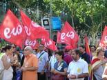 Manifestació 10-J: les fotos dels ciutadans Bloc d'EUIA. Foto: EUiA Montblanc