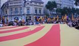 Manifestació 10-J: les fotos dels ciutadans L'estelada d'Esquerra. Foto: Eva Inglés