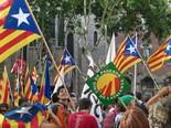 Manifestació 10-J: les fotos dels ciutadans La Diagonal plena. Foto: Montse Pinyot