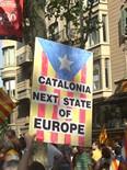 Manifestació 10-J: les fotos dels ciutadans Missatges clars. Foto: Joan, Pilar i M.Carme de Ripoll