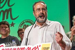 Eleccions 27-S: nit electoral de la CUP