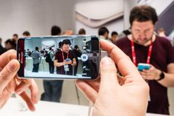 Les millors fotos de la setmana de Nació Digital  El Mobile World Congress supera els 93.000 visitants. </br> Foto: José M. Gutiérrez