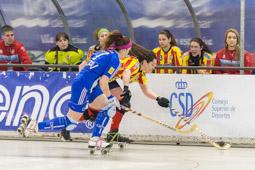 Les millors fotos de la setmana de Nació Digital  Les noies del CP Manlleu s'imposen al CP Voltregà, i aconsegueixen per primera vegada la Copa de la Reina.   Foto: Josep M. Montaner