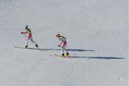 Les millors fotos de la setmana de Nació Digital  Open Vall de Boí d'esquí de muntanya.  Foto: Josep M. Montaner