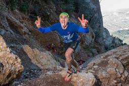 Les millors fotos de la setmana de Nació Digital   Montserrat Skyrace.Foto: Josep M. Montaner