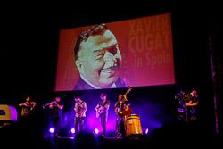 Premis Enderrock 2015 Germà Negre homenatjant Xavier Cugat