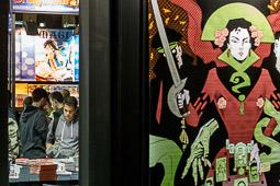 Saló del Còmic de Barcelona, 2015