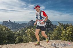 Les millors fotos de la setmana de Nació Digital Cursa de l'Alba de Montserrat.  Josep M. Montaner