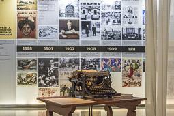 Exposició del centenari de la Mancomunitat a Barcelona
