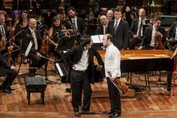 Les millors fotos de la setmana de Nació Digital Concert de final de temporada de la Orquestra Simfònica del Vallès al Palau de la Música. </br> Foto: Juanma Peláez