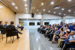 Debat de candidats del Barça a la UVic