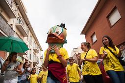 Les millors fotos de la setmana de Nació Digital   Festa Major de Vilallonga del Camp. </br>Foto: Gerard Martí