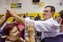Eleccions 27-S: míting del PSC a Badalona