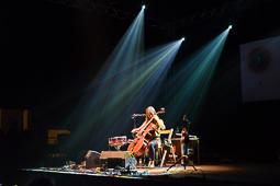 Mercat de Música Viva de Vic 2015 (II) Dom la nena.
