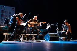 Mercat de Música Viva de Vic 2015 (II) Carles Benavent Ensamble.