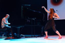 Mercat de Música Viva de Vic 2015 (II) Sai Trio.