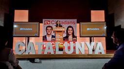 Eleccions 27-S: míting de Ciutadans a Terrassa