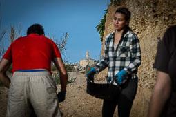 Excavacions als espais de la Batalla de l'Ebre