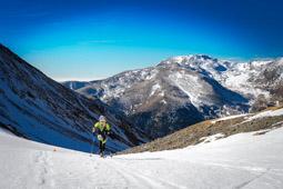 Les millors fotos de la setmana de Nació Digital La Crononúria «Memorial Ramon Casadevell» ha donat el tret de sortida a la Copa Catalana de Curses Verticals d'esquí de muntanya .  Foto: Josep M. Montaner