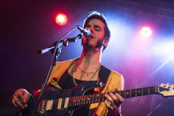 Les millors fotos de la setmana de Nació Digital Concert d'Obeses a la sala Stroika de Manresa.  Foto: Lucas Ricca