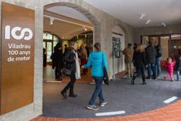 Les millors fotos de la setmana de Nació Digital Viladrau inaugura l'exposició monogràfica permanent  «Viladrau, 100 Anys de Motor», situada a  l'Espai Montseny de la localitat osonenca.  Foto: Josep M. Montaner