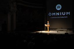 Muriel Casals, tota una vida de lluita 15/06/2010. Muriel Casals a la gala d'entrega del premi Sambori. Foto: Elisenda Rosanes.