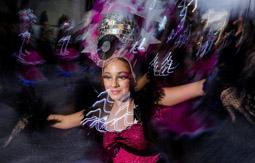 Les millors fotos de la setmana de Nació Digital <a href='http://www.naciodigital.cat/naciofotos/galeria/14120/pagina1/carnaval/olot/2016'>Rua del Carnaval d'Olot</a>. </br> Foto: Adrià Costa