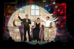 Les millors fotos de la setmana de Nació Digital Musical «Fama» de l'IES Castell del Quer de Prats de Lluçanès.  Foto: Joan Parera