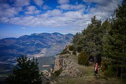 Les millors fotos de la setmana de Nació Digital Borredà Xtrail. Foto: Josep M. Montaner