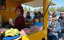 Les millors fotos de la setmana de Nació Digital Festival Food Trucks d'Amposta. Foto: Sergi Aznar