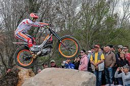Les millors fotos de la setmana de Nació Digital Gran Premi Catalunya de Trial a Cal Rosal. Foto: Marc Calvo