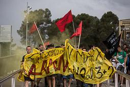 Les millors fotos de la setmana de Nació Digital <a href='http://www.naciodigital.cat/galeria/2743/foto/55090'>Marxa estudiantil contra el 3+2, des de la UAB fins al Parlament de Catalunya.</a></br> Foto: Carles Palacio