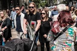 Sant Jordi 2017 a Barcelona