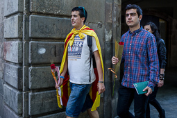 Sant Jordi 2016 a Barcelona