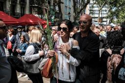 Sant Jordi 2017 <p>Barcelona. Foto: Adrià Costa</p>