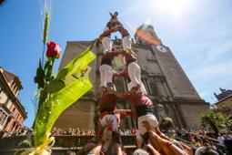 Sant Jordi 2017 Olot. Foto: Adrià Bosch
