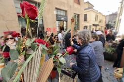 Sant Jordi 2017 Sabadell. Foto: Juanma Peláez
