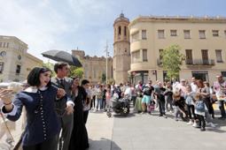 Sant Jordi 2017 <p>Sabadell. Foto: Juanma Peláez</p>