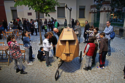 Les millors fotos de la setmana de Nació Digital 27ena edició de la Fira de Titelles de Lleida. Foto: Sergi Queralt