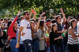 Les millors fotos de la setmana de Nació Digital <a href='http://www.naciodigital.cat/naciofotos/galeria/14392/festa/major/dels/estudiants/upc/terrassa'>Festa Major dels estudiants de la UPC Terrassa.</a></br> Foto: Cristóbal Castro