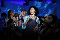 Les millors fotos de la setmana de Nació Digital «Mamma Mia!» arrasa en la seva estrena a Lleida. Foto: Sergi Queralt