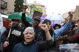 Les millors fotos de la setmana de Nació Digital La Fira Modernista de Terrassa reviu les manifestacions sindicals de finals del segle XIX.. Foto: Cristóbal Castro