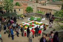 Les millors fotos de la setmana de Nació Digital Girona Temps de Flors. Foto: Joan Parera
