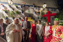 Les millors fotos de la setmana de Nació Digital Benedicció de la Creu de Maig a Sabadell. Foto: Juanma Peláez
