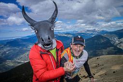 Les millors fotos de la setmana de Nació Digital Segona edició del Quilòmetre Vertical de l'Esquella de Pardines. Foto: Josep M. Montaner
