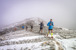 Les millors fotos de la setmana de Nació Digital L'Entrevalls supera la tramuntana, el fred i la neu.. Foto: Josep Maria Montaner