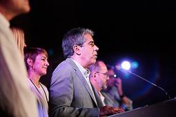 Les millors fotos de la setmana de Nació Digital Per CDC, el 26-J descarta tota possibilitat de renovació profunda de la política espanyola. Foto: Martí Albesa